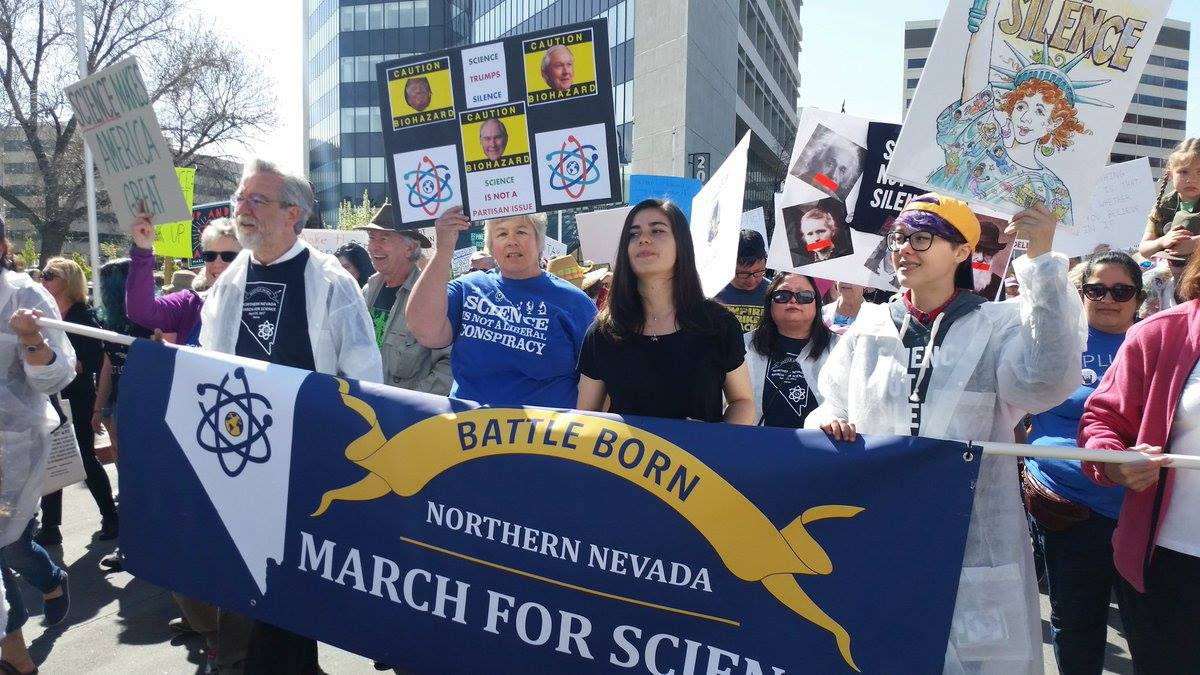 Photo by: Northern Nevada Science Alliance
