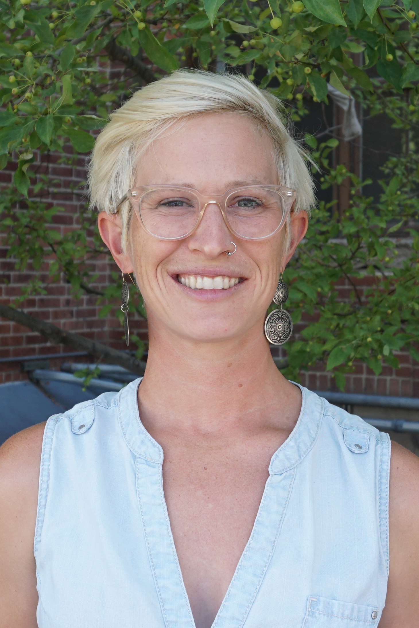 Sarah Barnes , Program Director - Sacramento