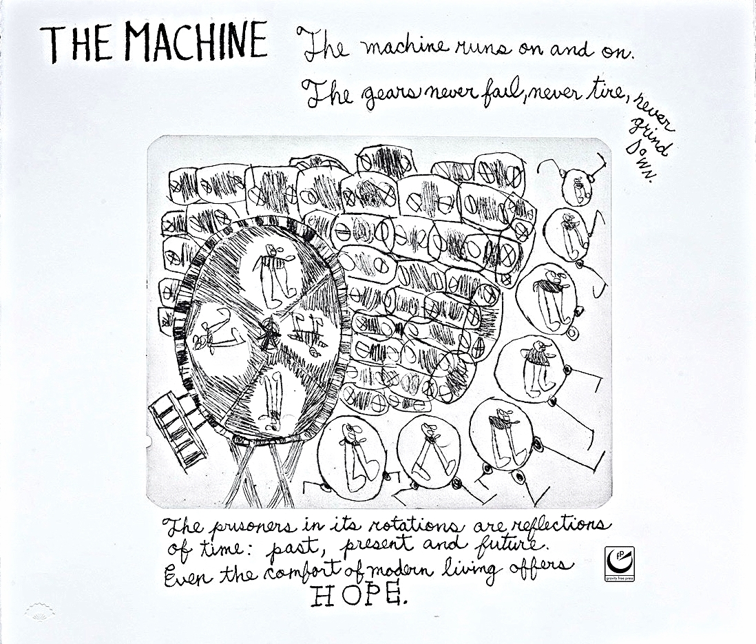 Man: A Machine of Absurdities