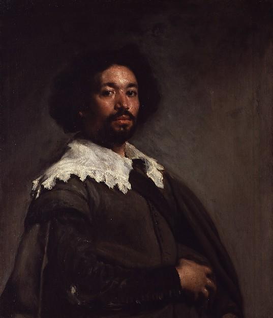 JUAN DE PAREJA , VELÁZQUEZ, 1650