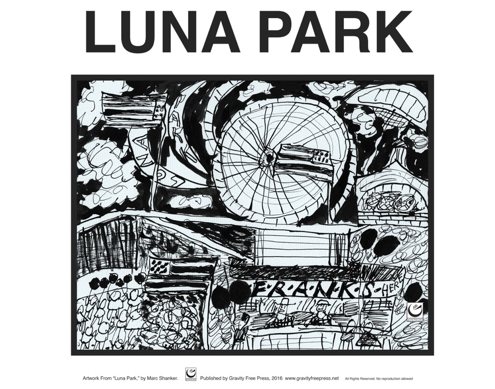 Luna Park  ,       $20 (Incl. mailing in the US)