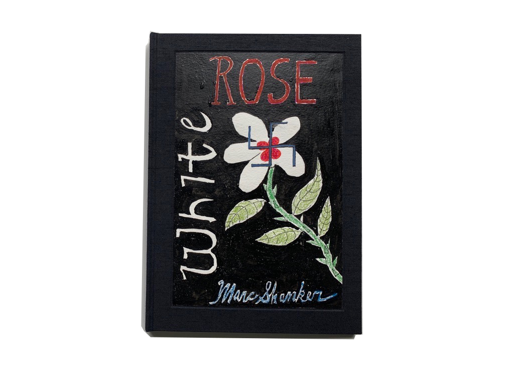 "White Rose - 201810"" x 14"" x 1"" - 24 pages"