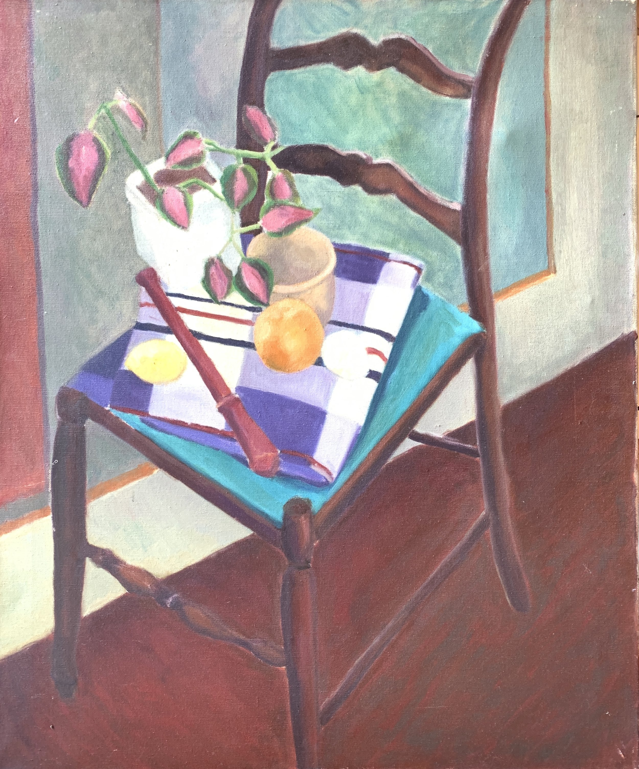 Still Life with Fruits, 1971