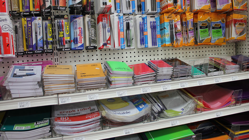 School & Office Supplies — Southold Pharmacy