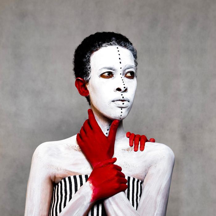 Untitled,  by Aida Muluneh