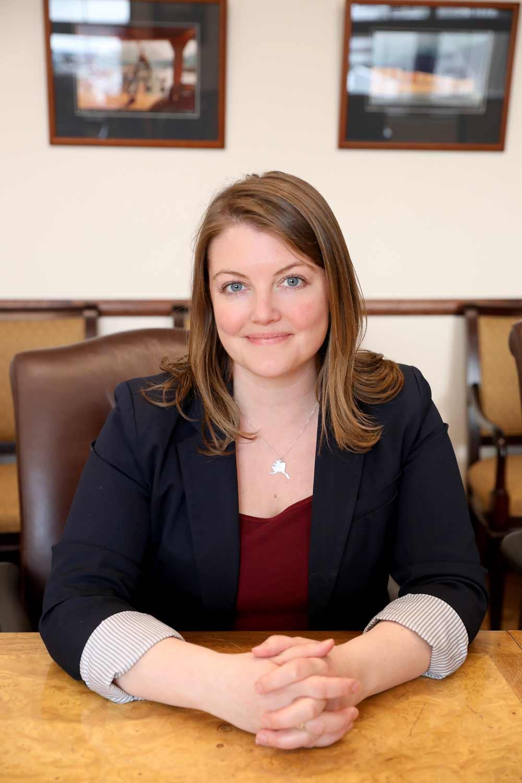 Brooke Ivy, Legislative Aide