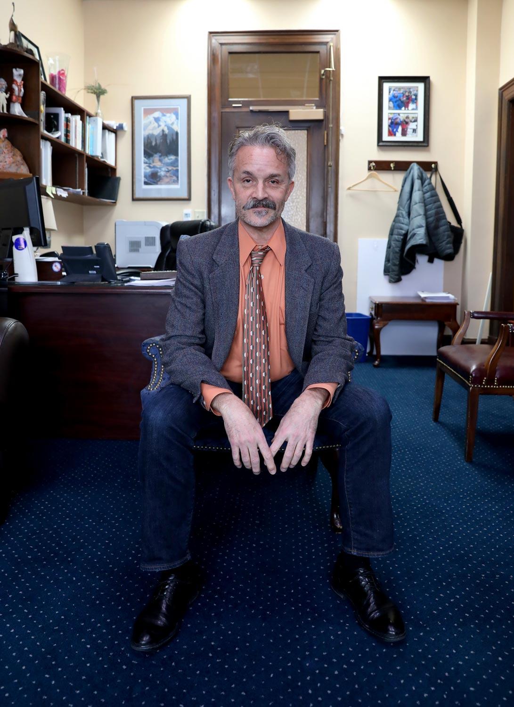 Tom Atkinson, Legislative Aide