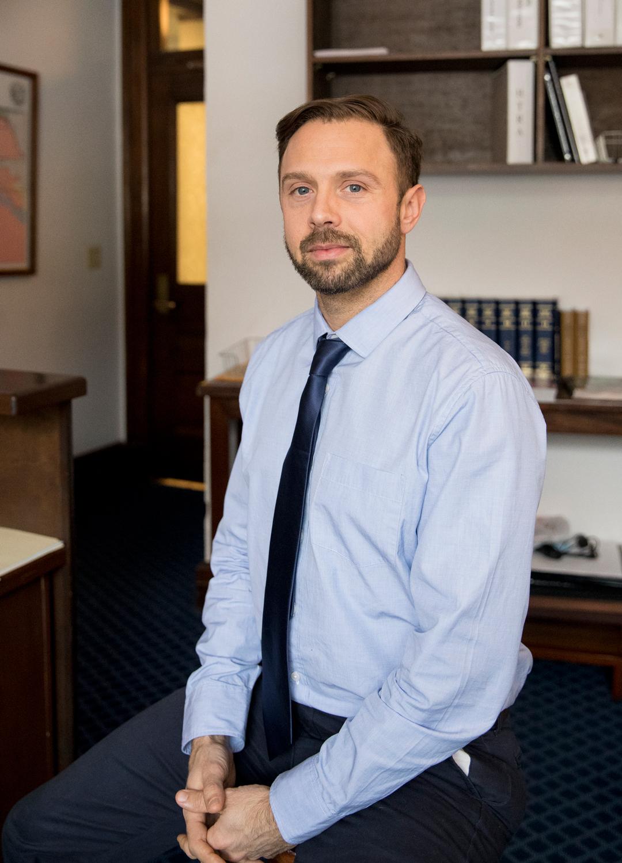 Greg Payne, Legislative Aide