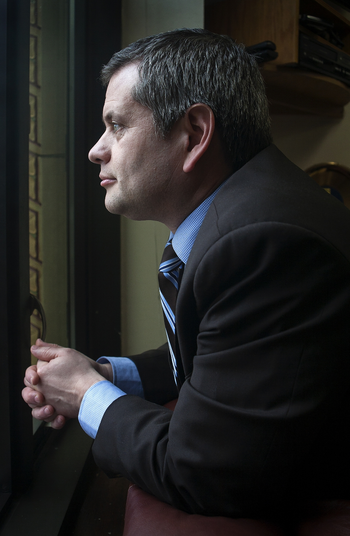 Chris Tuck, Representative, District 23, Minority Leader