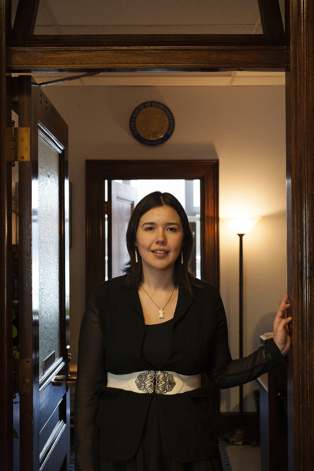Mary Sherbick, First Alaskans Institute Public Policy Fellow