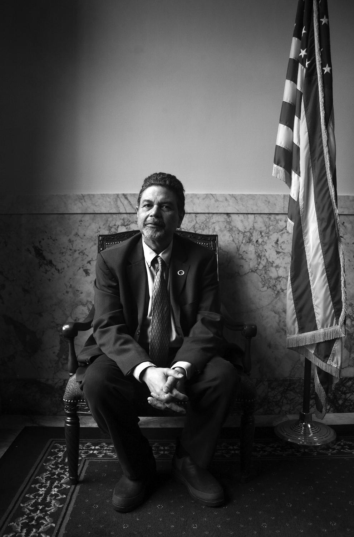 Richard Benavides, Legislative Aide