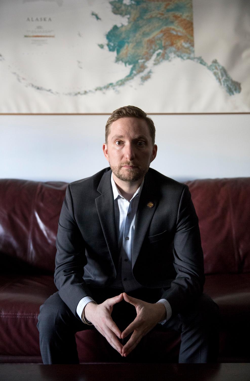 Jason Grenn, House Representative District 22