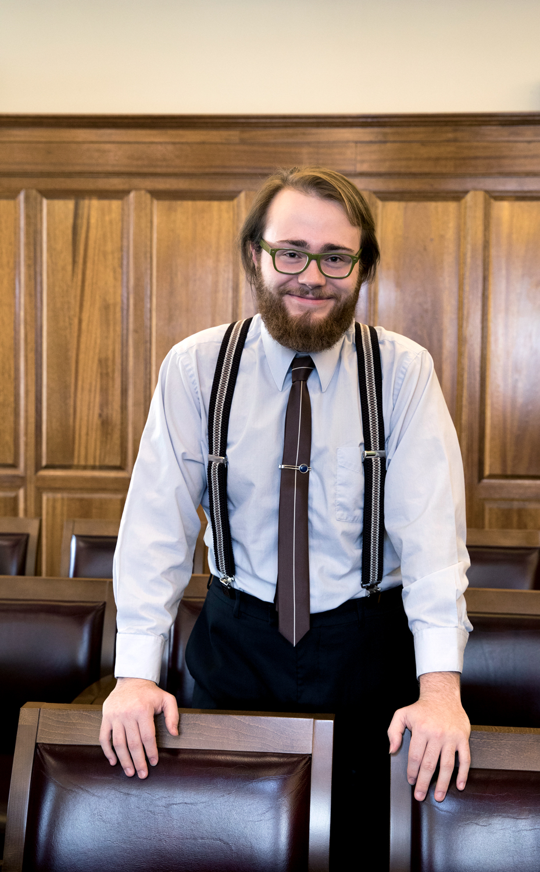 Griffin Plush, Ted Stevens Legislative Intern
