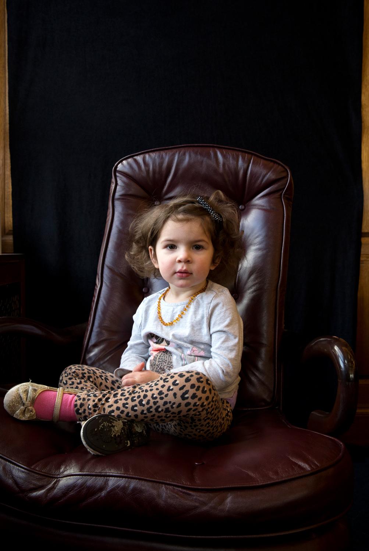 Bessa Bianca Koruna, daughter of Legislative Aide, Laura Stidolph