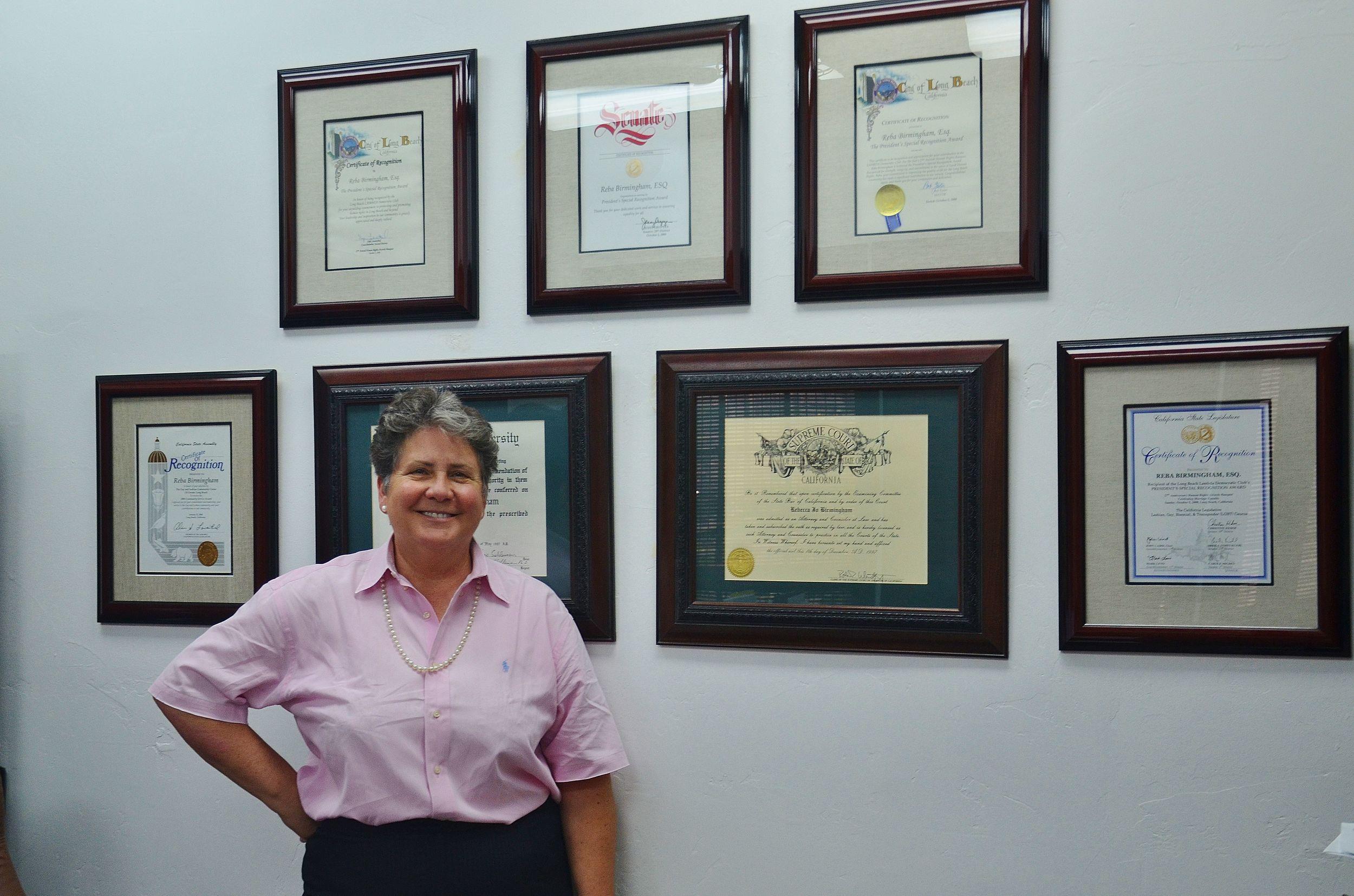 Rebecca Birmingham attorney LB law