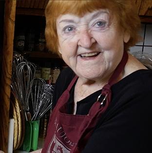 Weezie: Still Cookin at 96