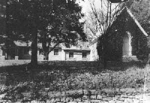 New Parish Hall - 1934