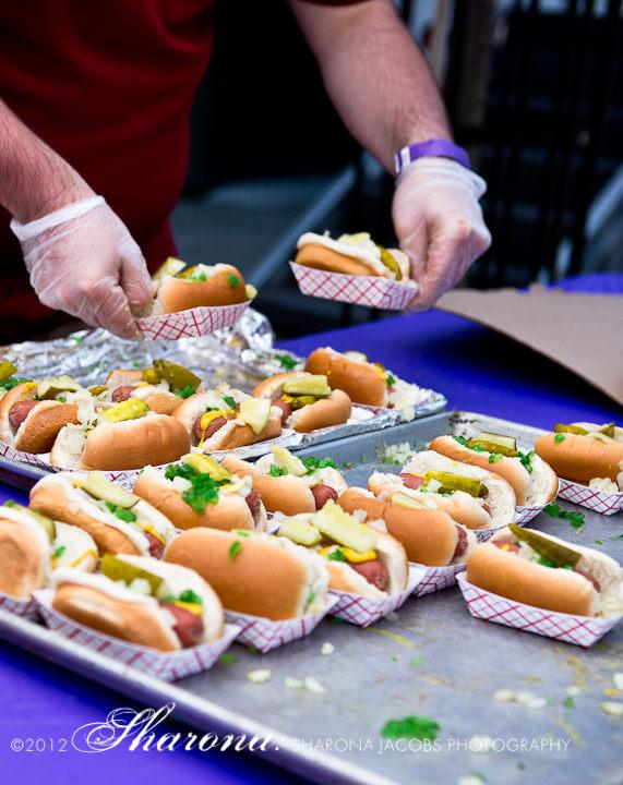 Hot Dogs at Hot Dog Safari