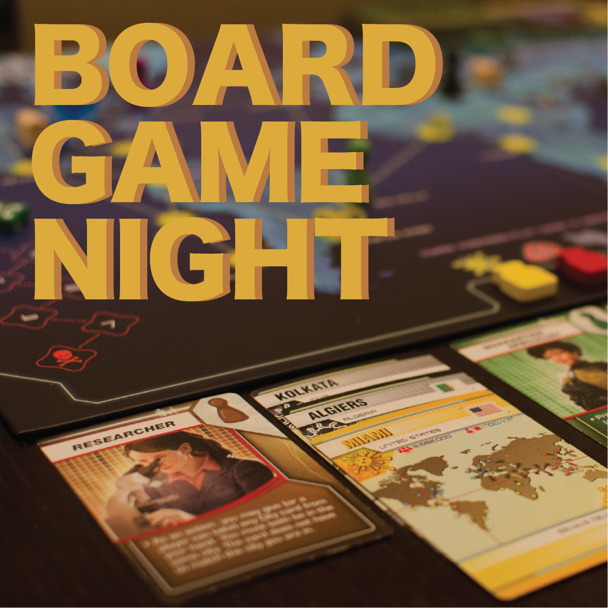 Catan, Ticket To Ride, Pandemic - Any of those ring a bell? Then come join us for a fun night of board games and friends! Even if those names don't sound familiar, our Red Rock Board Game Night is a great way to play a favorite or new board game, and make some friends in the process. Downstairs we have our hosted 'Premier' games with John, Nik & Peter - we rotate these games regularly and showcase new games. Upstairs is a free play area where anyone can bring a board game and host, or join a game with others.  Sign up here to get reminders, hear what we're playing, and reserve your seat for future board game nights.