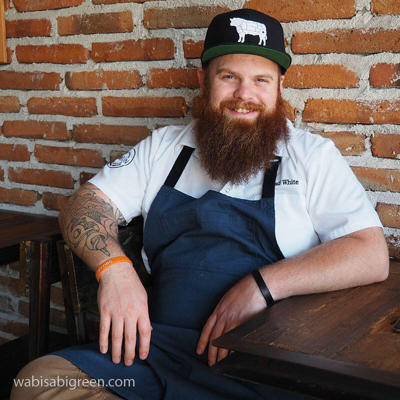 Celebrity Chef Chad White of Común (San Diego) and La Justina (Tijuana, México) will tickle our taste buds with his interpretation of BajaMex beer food.