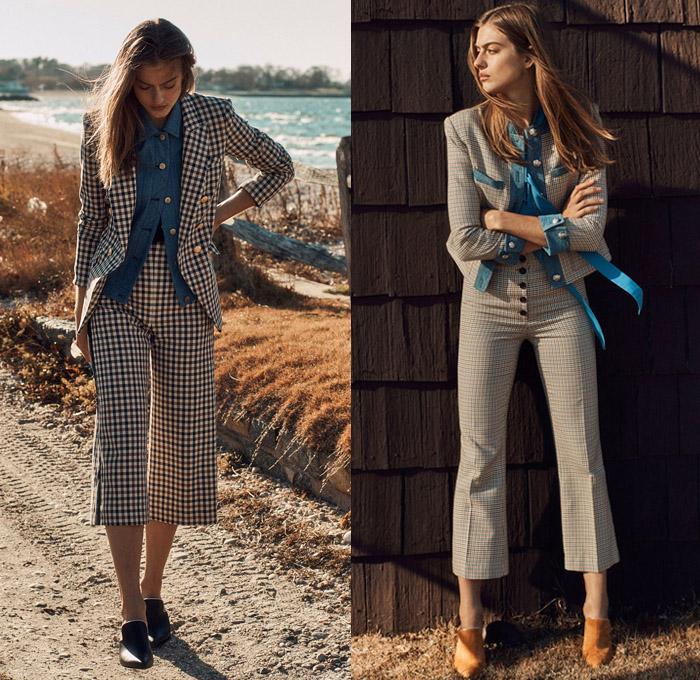 veronica-beard-2018-pre-fall-autumn-fashion-womens-pantsuit-floral-plaid-contrast-stitch-cargo-dress-denim-jeans-observer-03.jpg