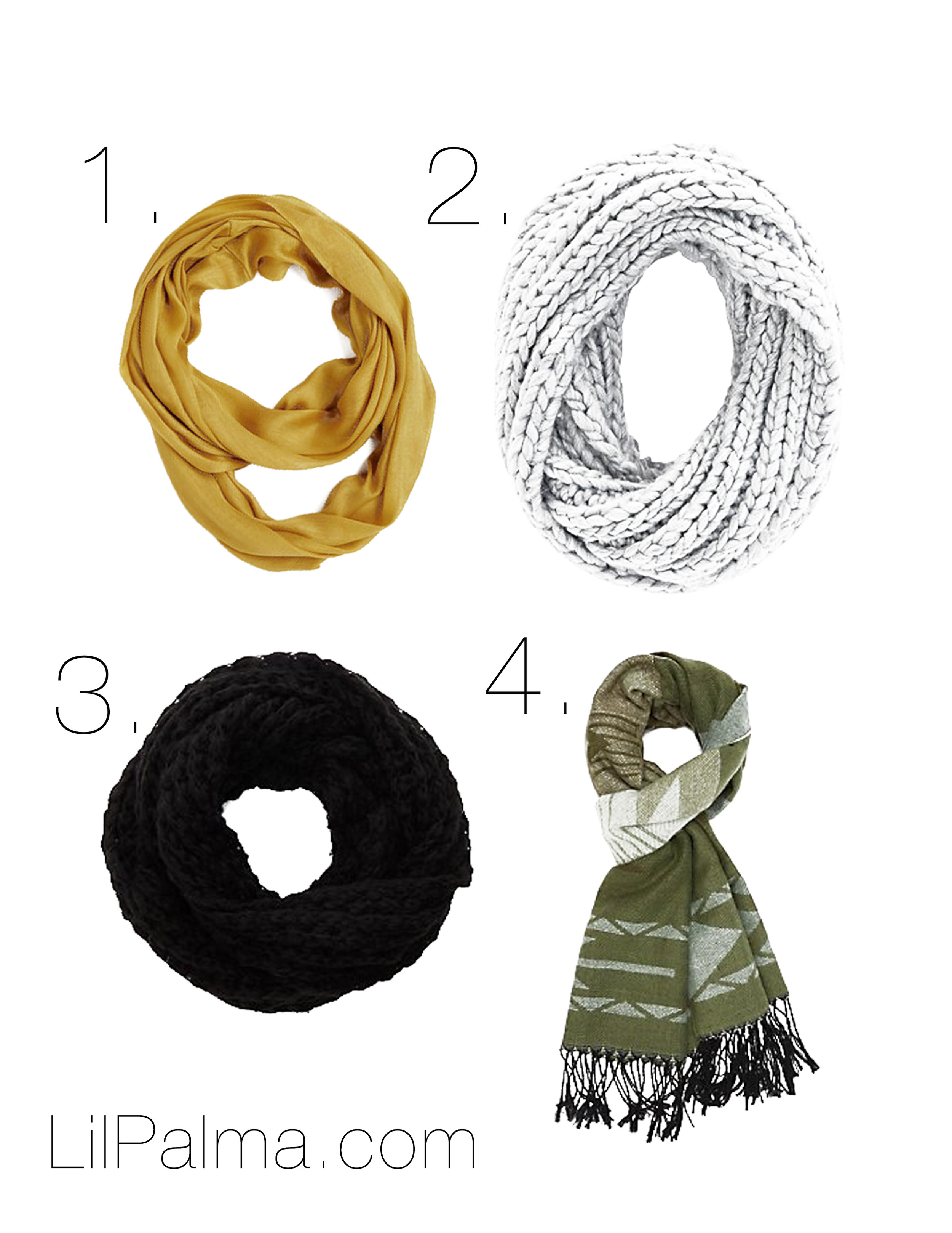 lilpalma scarf
