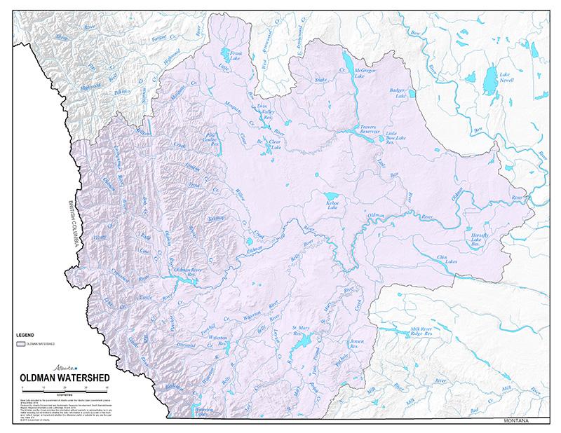 The Oldman Watershed