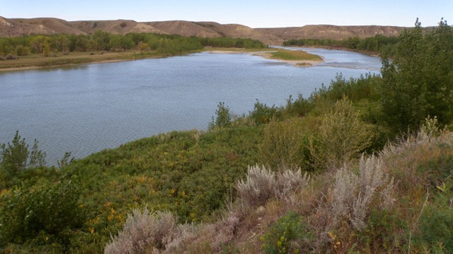 The Oldman River valley supports 10 of the largest and wildest parks in Lethbridge