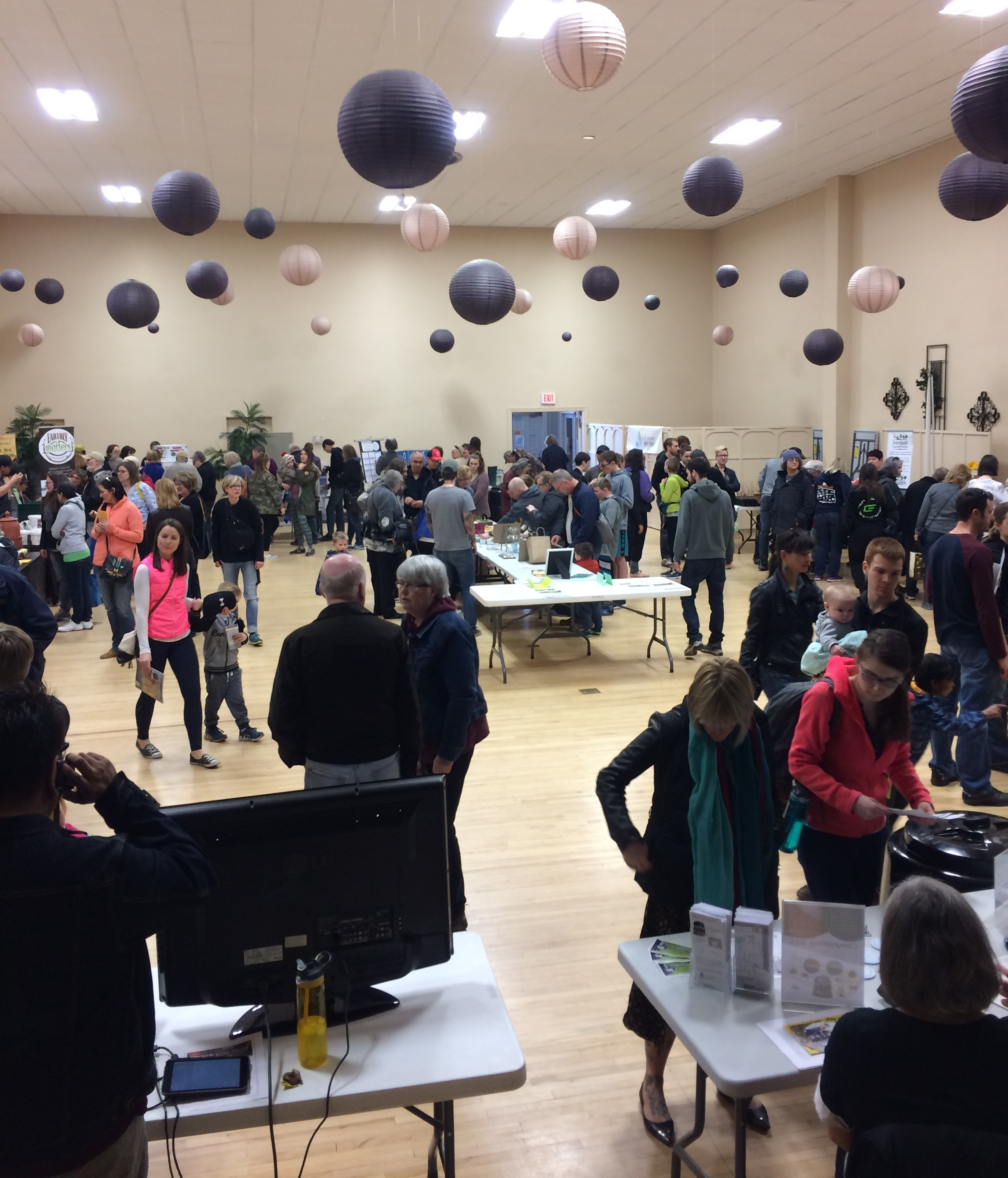 Lethbridge's first Seedy Saturday on March 25, 2017