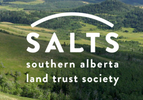 Southern Alberta Land Trust Society (SALTS) - Collaborative work with landowners to protect private land of high ecological value from being fragmented and degraded.Visit Website →
