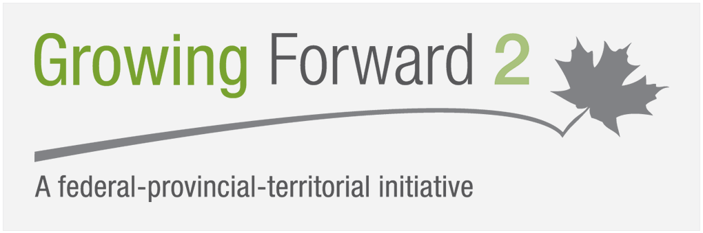 Growing Forward 2 - Programs and services to achieve a profitable, sustainable, competitive and innovative agriculture, agri-food and agri-products industry.Visit Website →