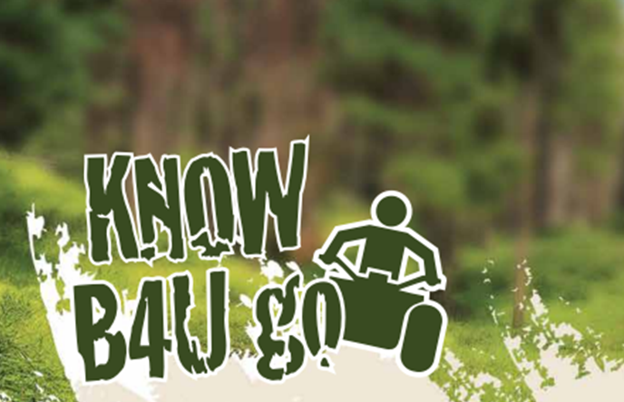 Know Before You Go Checklist - Alberta Environment and Parks