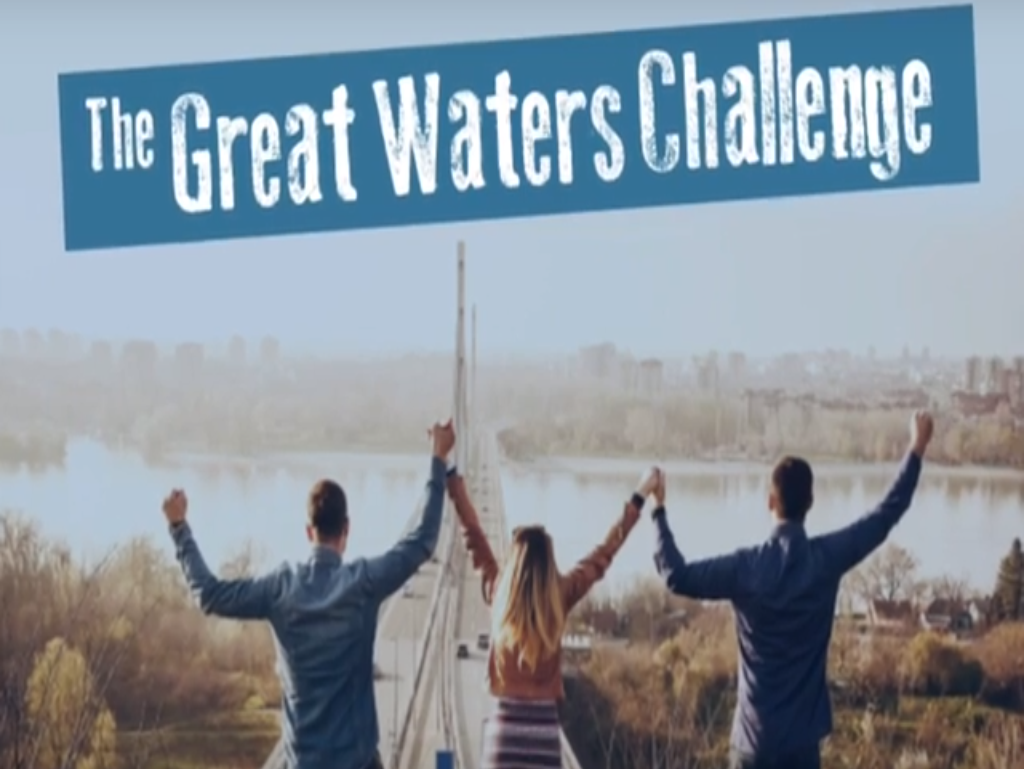 What would happen if our schools, streets and public spaces became a place for conversations around our water? What if young Canadians, the leaders of tomorrow, led this movement?
