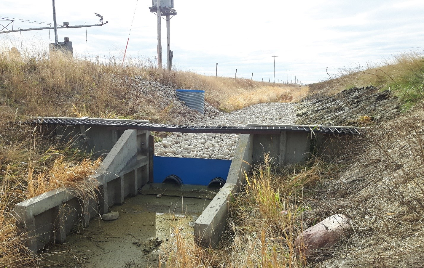 TID Infiltration Check: Completed – Looking Upstream
