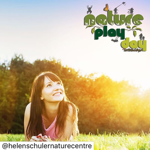 Come check out the Outreach Assistants at Nature Play Day tomorrow! .[repost from @helenschulernaturecentre ] Tomorrow is Nature Play Day!  Join us at Henderson Lake from 12pm to 4pm! . Outdoor Games | Loose Parts Playground | Live Music | Hammocks | Kayaking | Crafts | Disc Golf | Food Trucks & MORE! . Activities are free for everyone to enjoy throughout the afternoon!! . . . . . . . . . #YQL #getoutside #play #outdoorfun #outdoorplay #nature #kidsfun #familyfun #exploreyourcity #discover #explore #spring #springtime #summer #exploremore #naturegram #naturelovers #fun #discoverykids #natureexplorers #play #getoutdoors #natureplayday #natureplay #getoutandplay  #giveaway #outdoorplay #playlethbridge #playmatters #yql