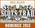 Scots Trad Music Awards Nominee Nuala Kennedy Band