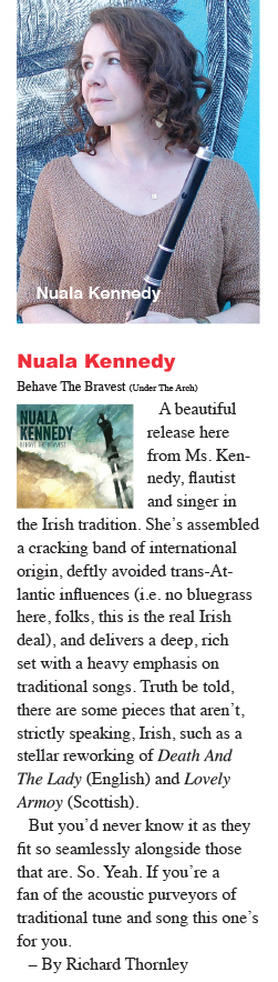 Nuala Kennedy Penguin Eggs review