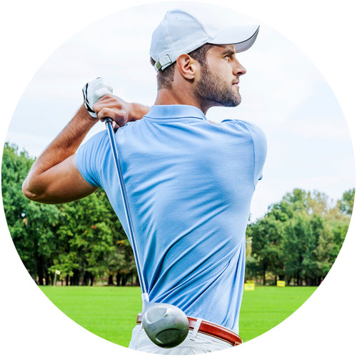 Personal Golf Tournament