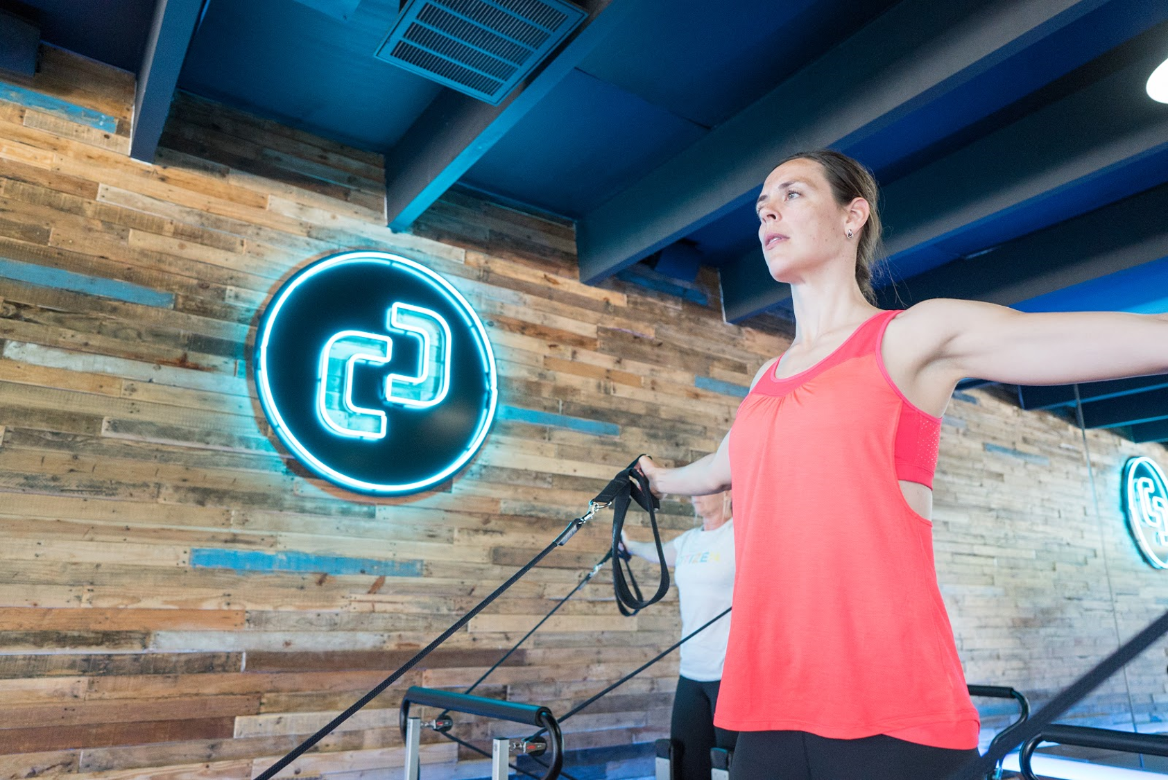 $10 Community Class - Our community classes give our instructors in training a chance to get real feedback from our clients. This is an intermediate, 45-minute Reformer Fitness class with all the fun and positivity you've come to expect at Citizen!