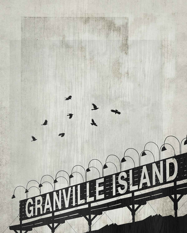 Granville Island Flock