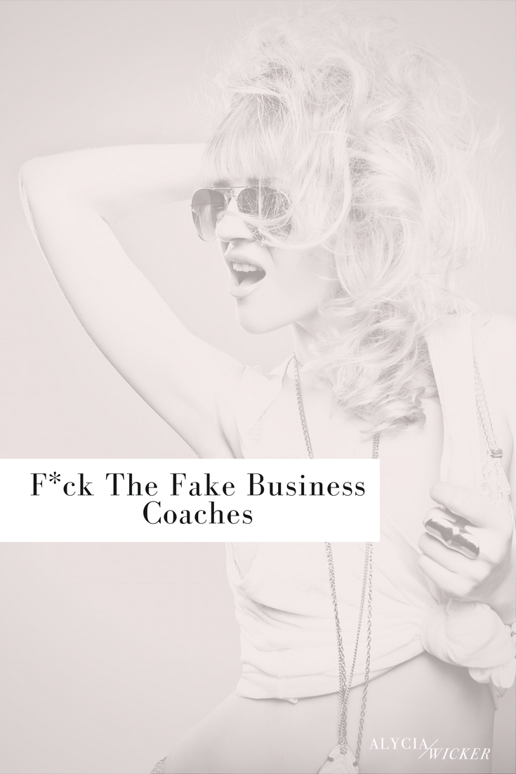 fake business coaches