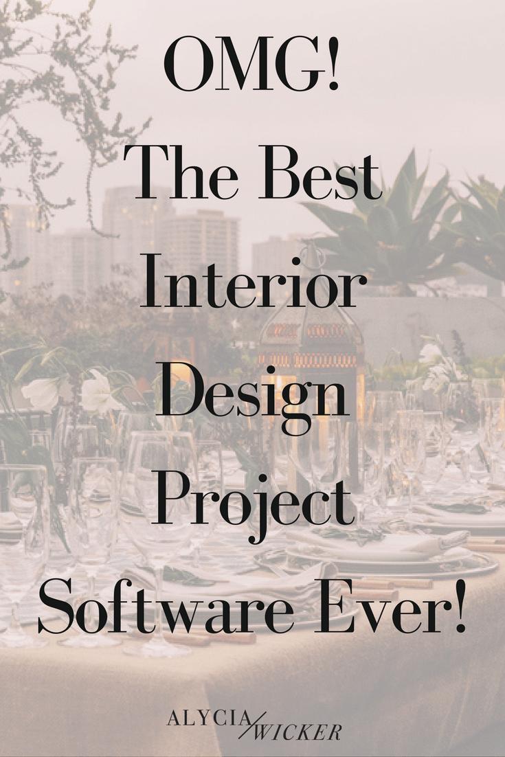 best interior design project software