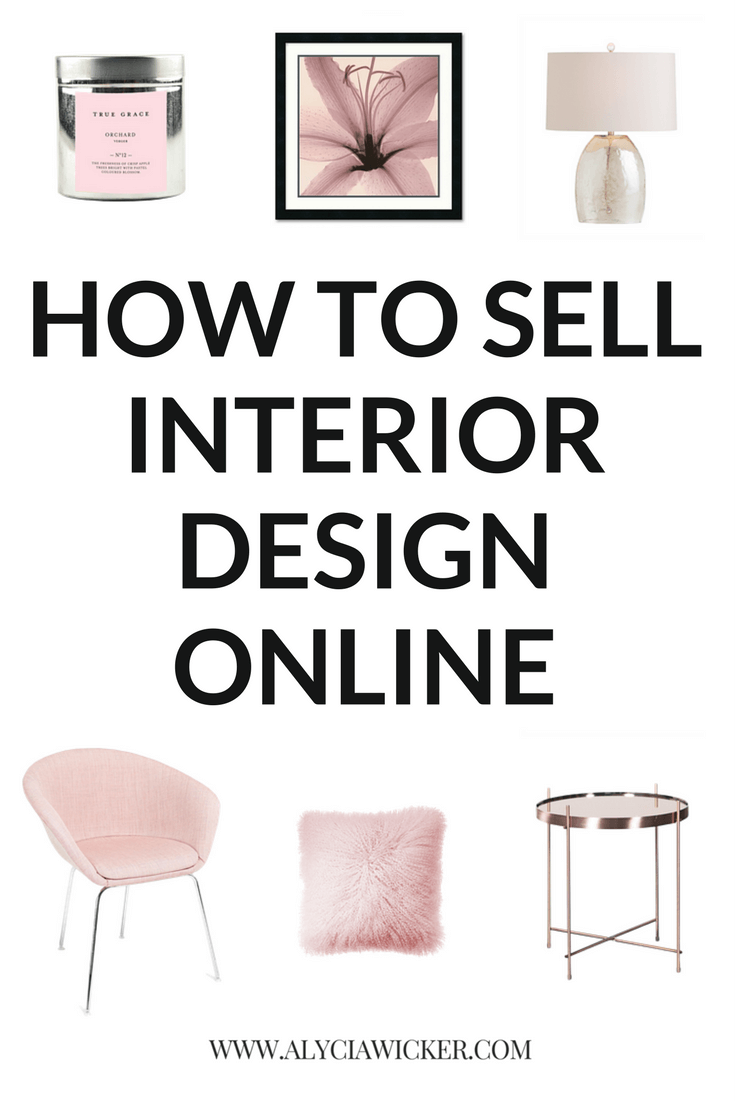 selling interior design online