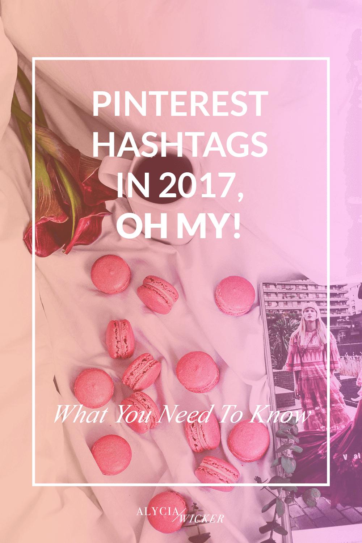 pinterest hashtags 2017