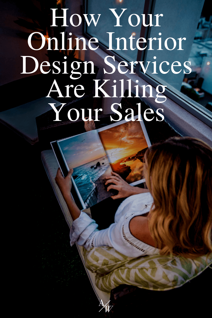 How Your Online Interior Design Services Are Killing Your Sales