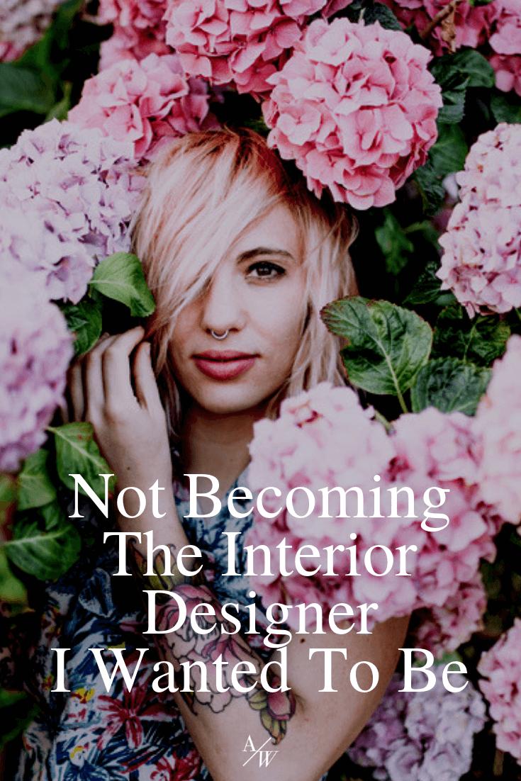 interior designer dreams