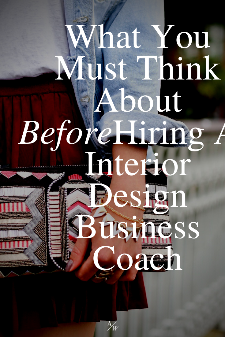 think before hiring a business coach