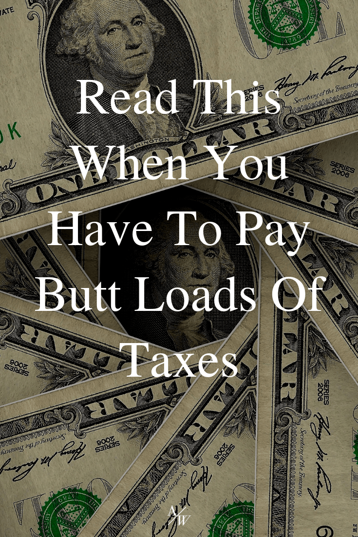 read this when taxes