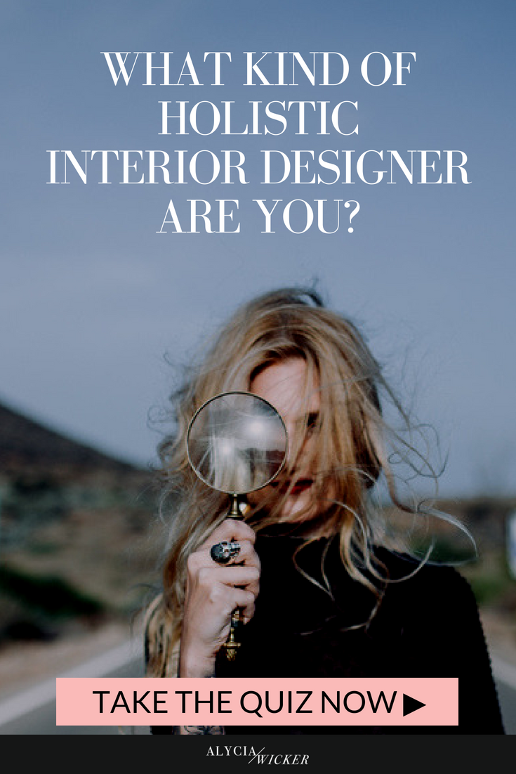 Holistic Interior Designer Quiz