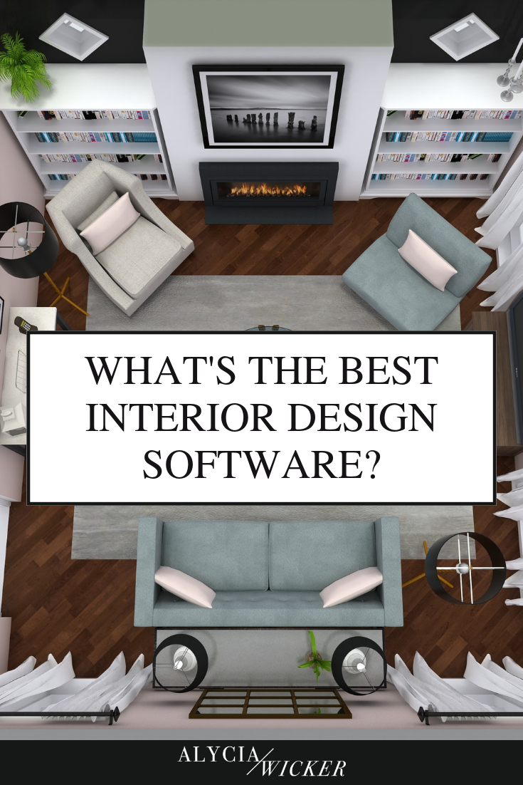 What 39 s the best interior design software alycia wicker - Best interior design software ...